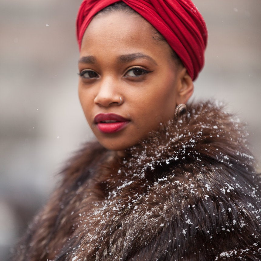 Street Style Beauty: NYFW Fall 2015