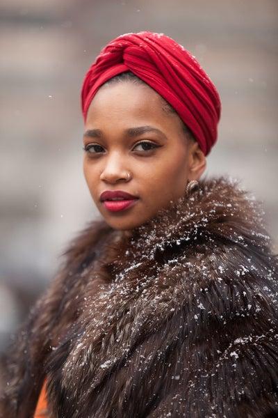 Street Style Beauty: NYFW Fall 2015