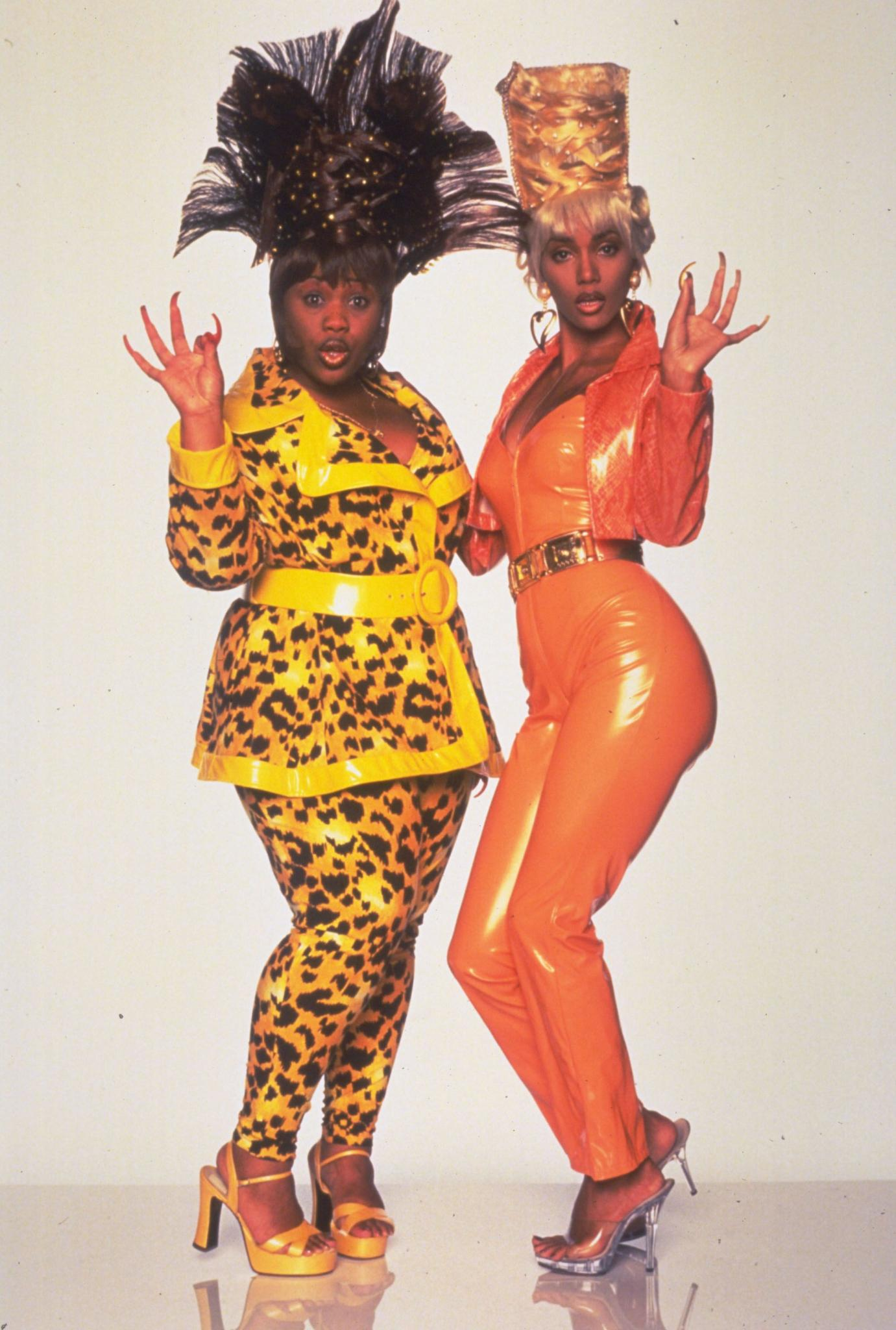 Danielle Brooks and Jessica Williams Just Won Halloween With Their B*A*P*S Tribute