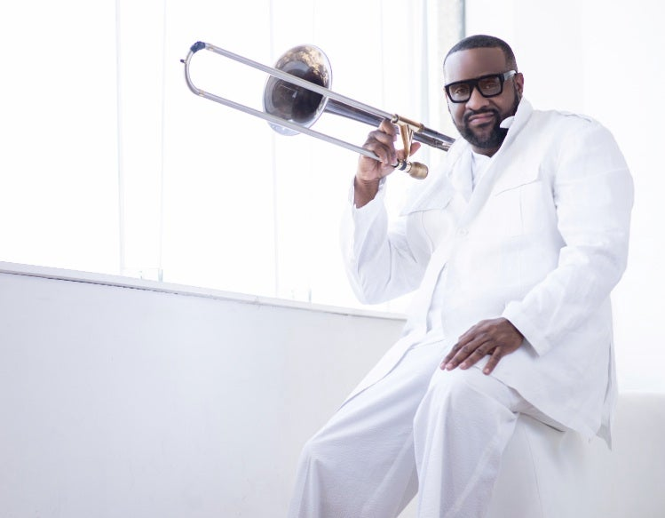 """Watch 2015 ESSENCE Fest Performers Jeff Bradshaw, Robert Glasper, Tweet and Eric Roberson Remember Their """"All Time Love"""""""