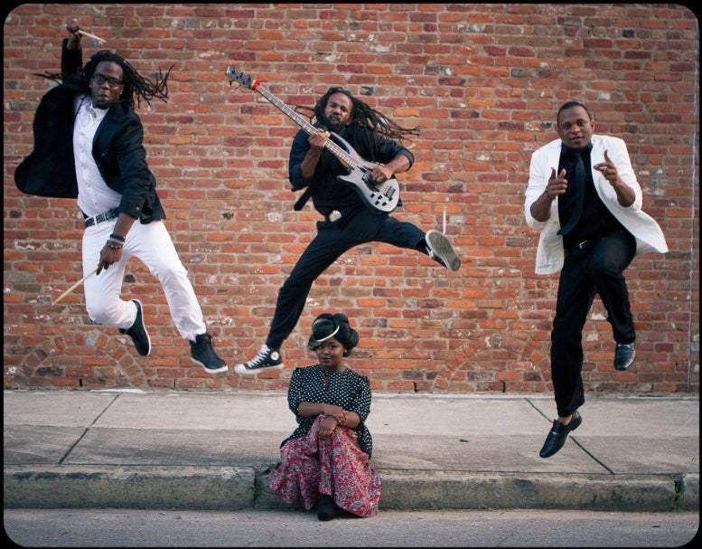 5 Things To Know About Tank and The Bangas Before They Hit the ESSENCE Fest Stage