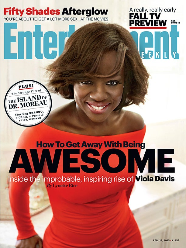 Viola Davis: 'I'm Surprised at My Life Now'
