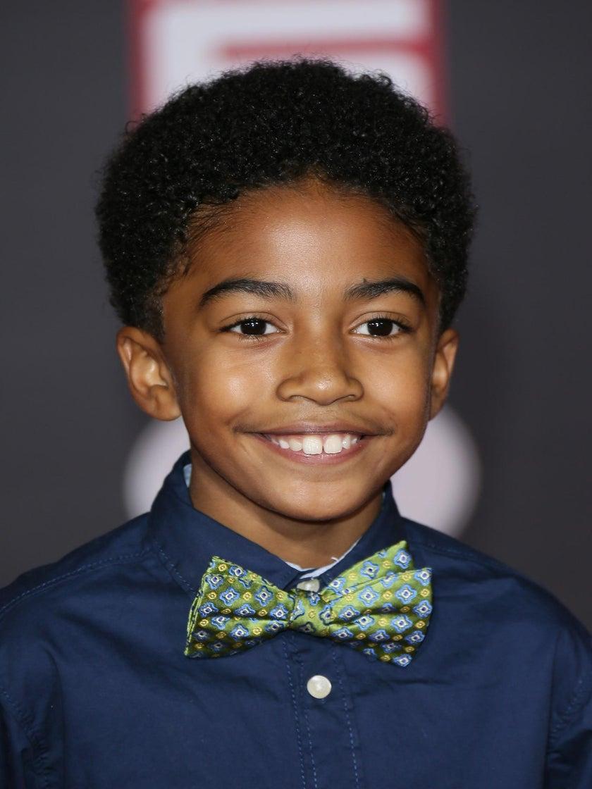 EXCLUSIVE: 10-Year-Old Miles Brown Talks 'Black-ish,' Acting and Superheroes