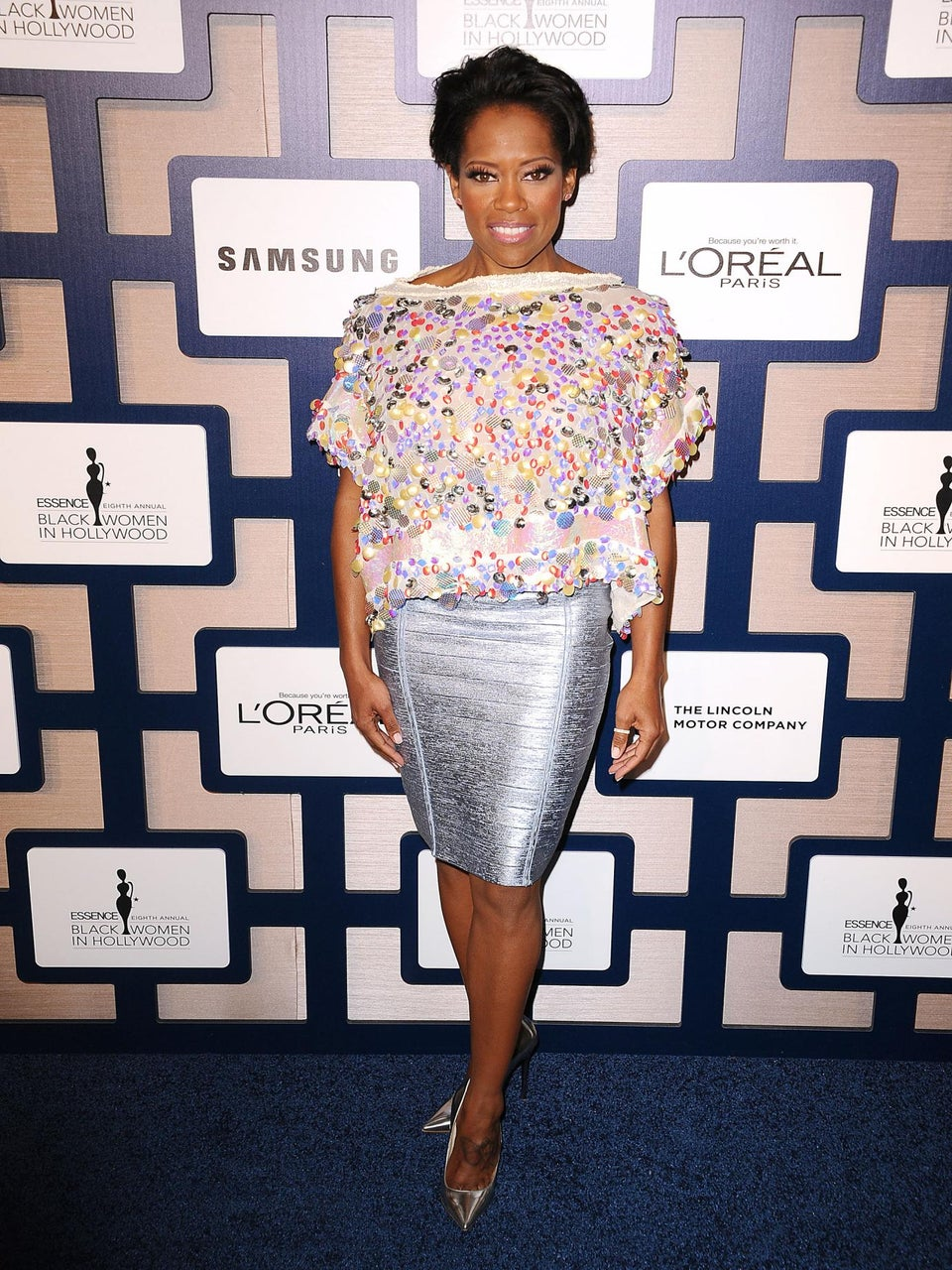 Regina King: 'There Is Beauty In Always Learning'