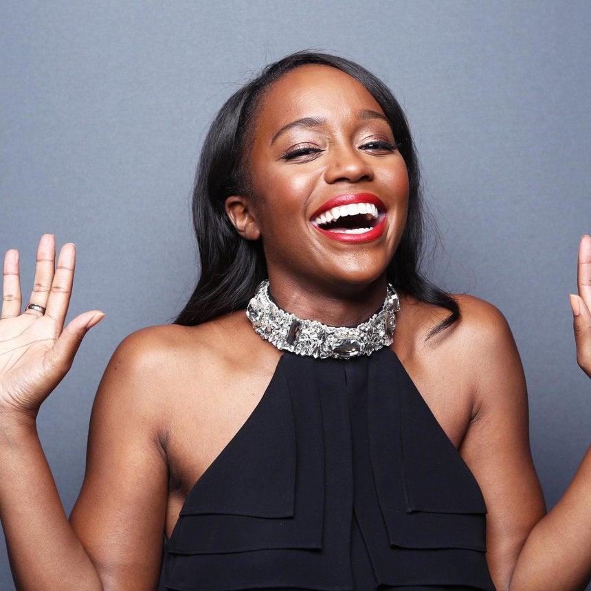 """HTGAWM"" Star Aja Naomi King on Michaela's Evolution, Lila's Death, and Season 2!"