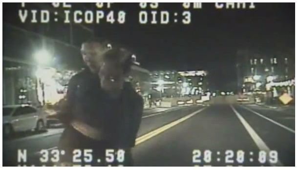 ASU Police Officer Resigns After Altercation with Black Professor