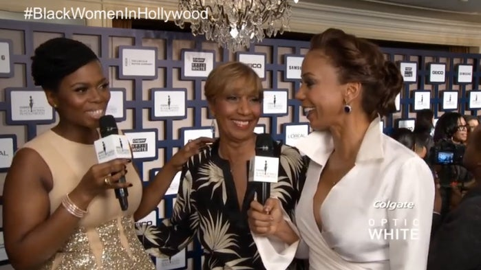 EXCLUSIVE: Holly Robinson Peete On Seeing Black Women Taking Over Primetime