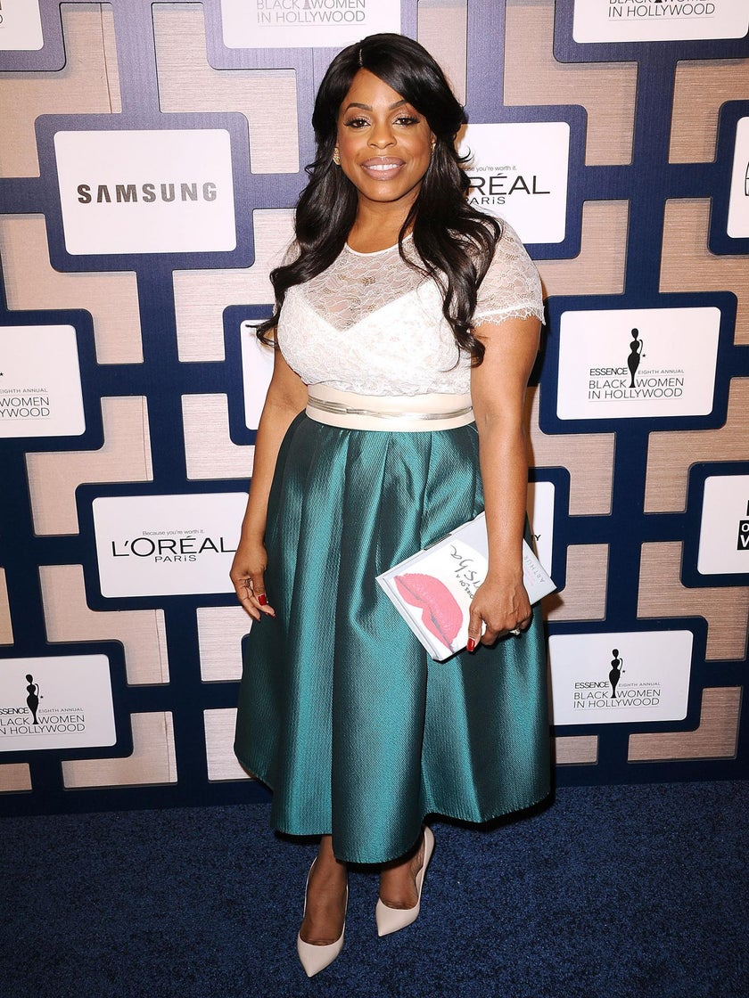 Niecy Nash's Message To Single Women: 'We Attract What We Are!'
