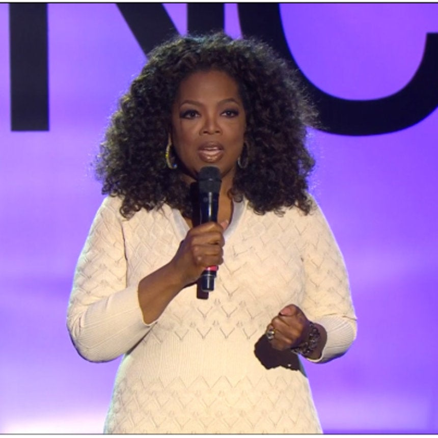 Black Women in Hollywood: Oprah Winfrey Shares Wisdom Learned From Late Mentor Maya Angelou