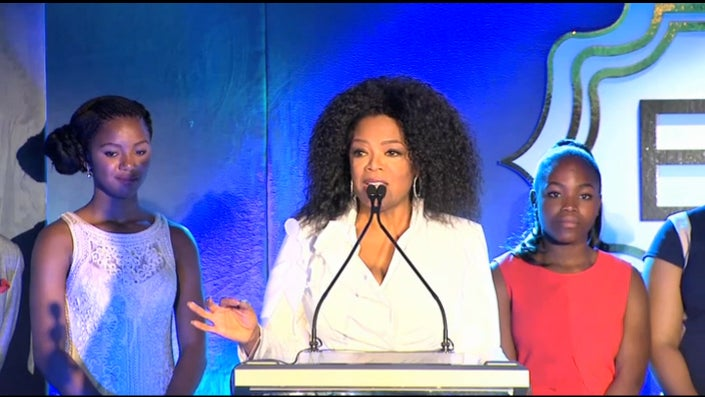 Black Women in Hollywood: A Look Back at Oprah Winfrey's 2013 Acceptance Speech