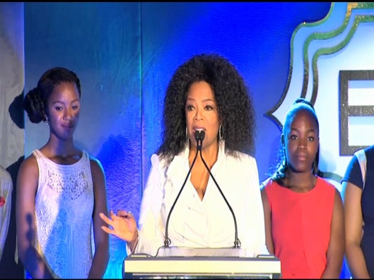 Black Women in Hollywood: A Look Back at Oprah Winfrey's 2013 Acceptance Speech