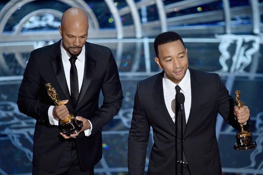 Common and John Legend Deliver Moving Oscar Acceptance ...
