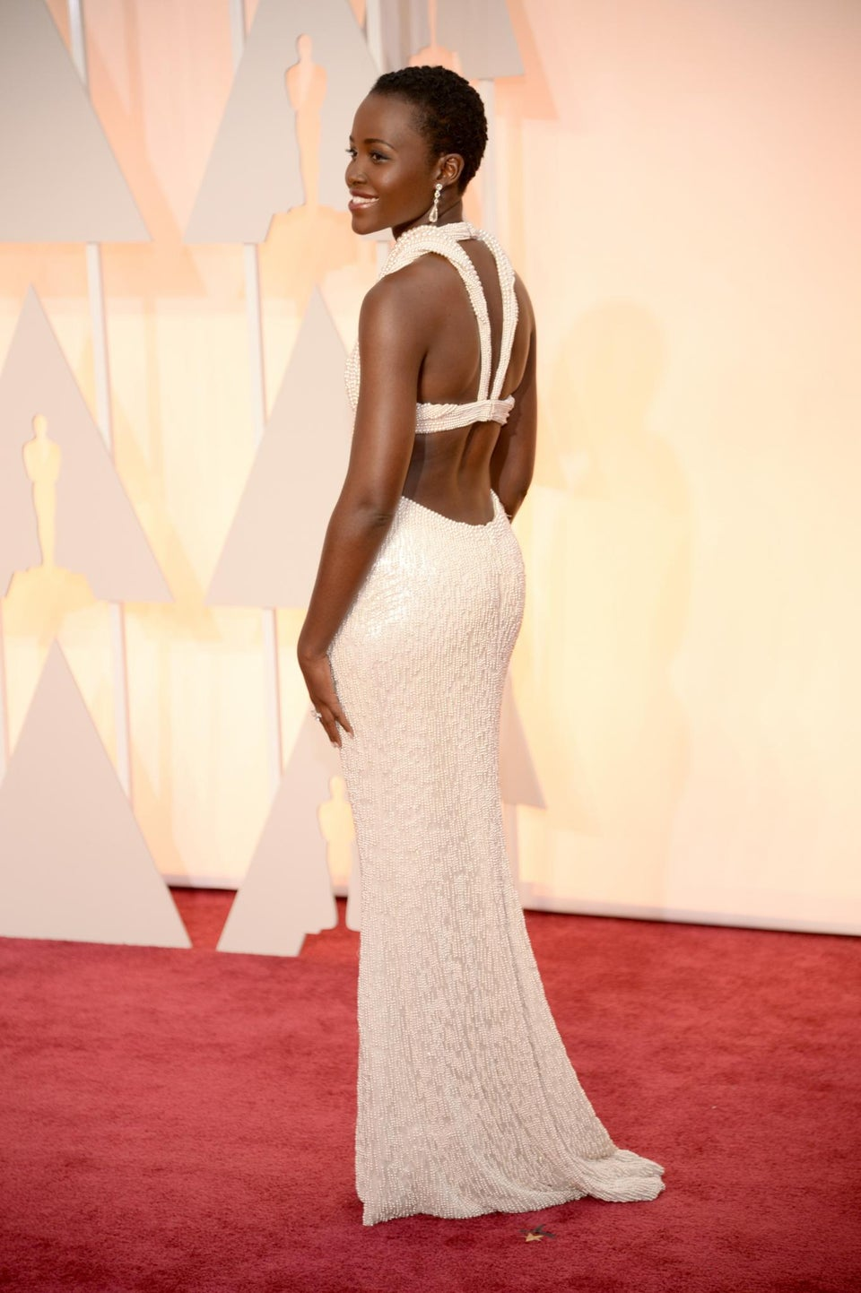 Lupita's Oscars Dress Returned to Hotel