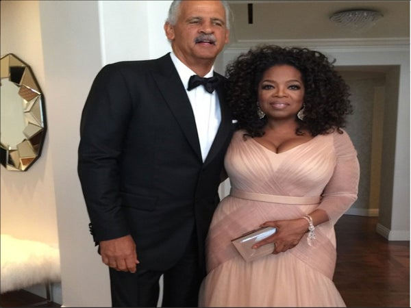 Celeb Cam: Instagram Pics from the 2015 Oscars