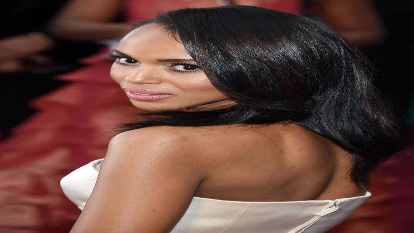 Get Kerry Washington's Complete 2015 Academy Awards Look