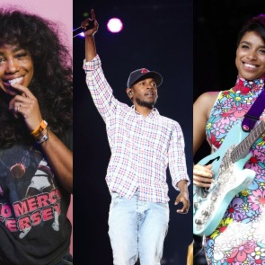 Who's New at ESSENCE Fest 2015