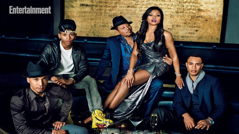 Watch The Cast Of 'Empire' And Lee Daniels Endorse Hillary Clinton As Only They Can