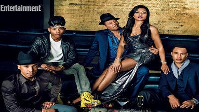 Tonight! Live Stream An 'Empire' Concert and Panel Featuring Taraji P. Henson, Jussie Smollett