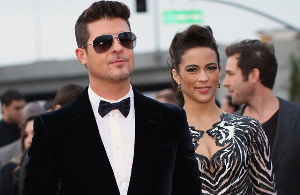 911 Call: Paula Patton and Robin Thicke's Son Julian, 6, Was Begging to Call Cops, Nanny Says