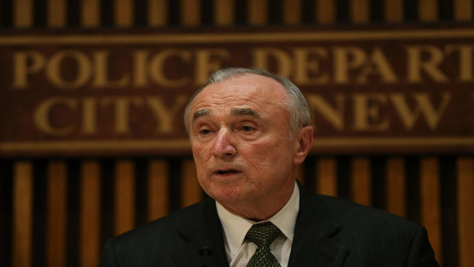 NYPD Commissioner Bill Bratton Says Police Are Responsible for 'Worst Parts' of Black History