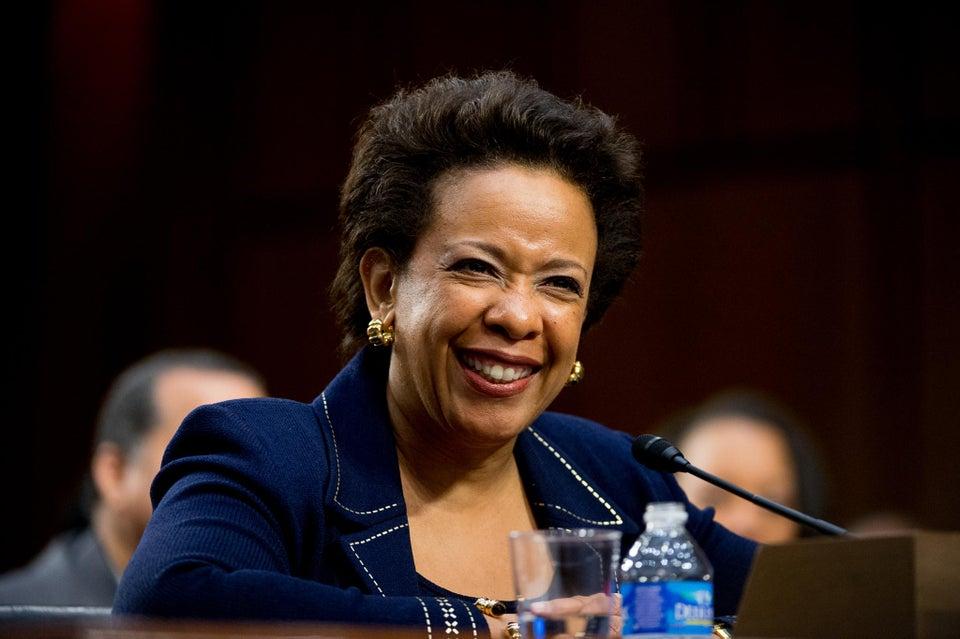 Senate to Vote on Loretta Lynch's Confirmation by Next Week