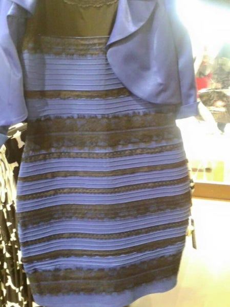 ESSENCE Poll: What Color Is This Dress?