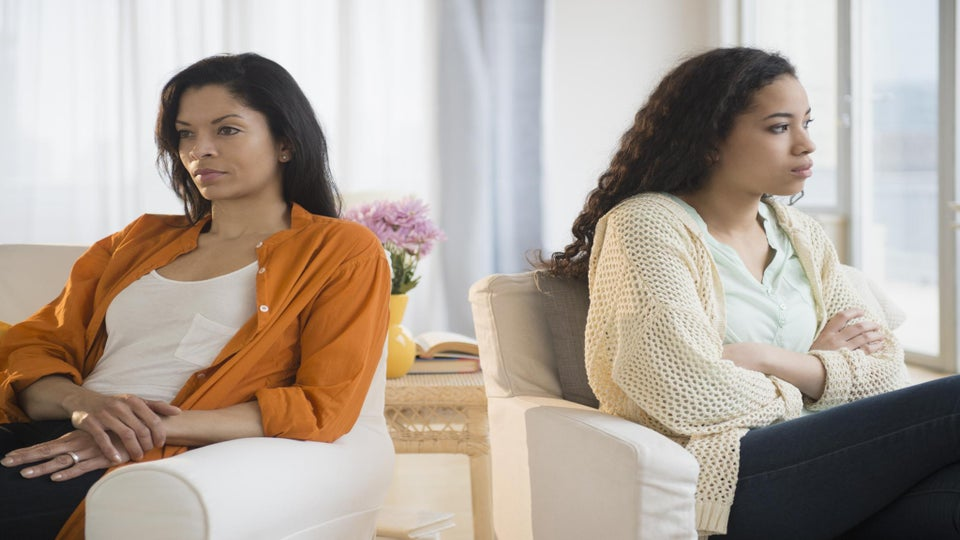 The Write Or Die Chick: Parenting Realness: Should Parents Give Their Kids the Silent Treatment?