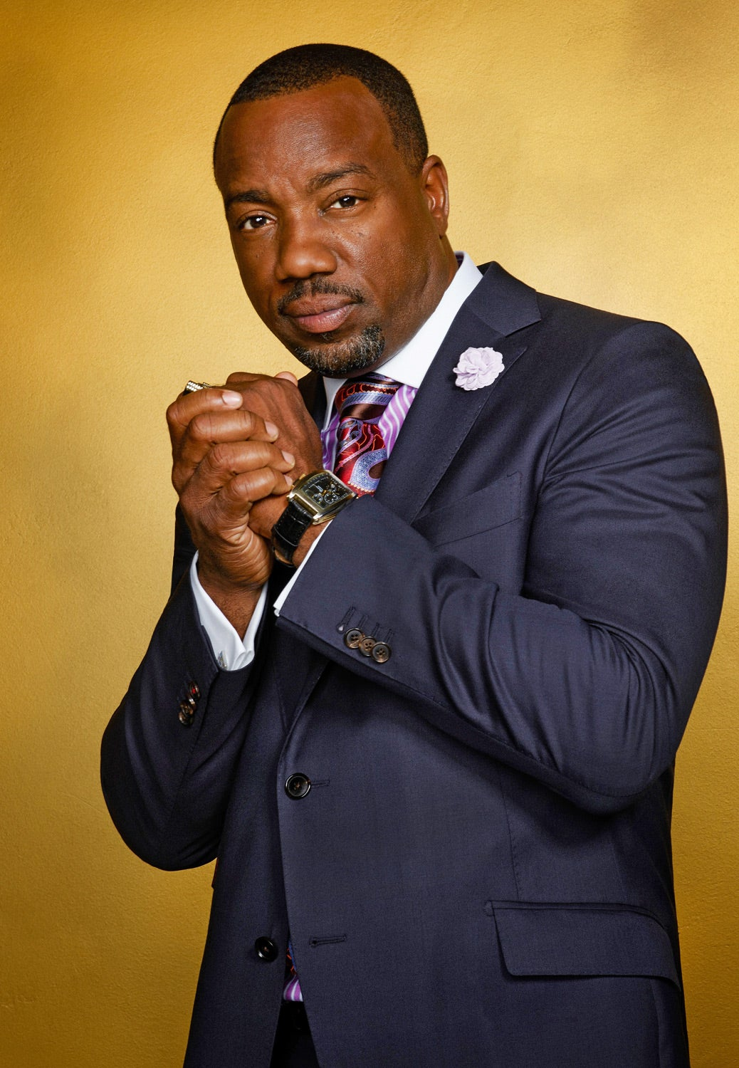 Malik Yoba on 'Empire' Character Vernon: 'He's No Yes-Man' (And More Juicy Tidbits)