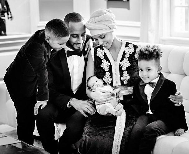 Alicia Keys Shares First Photo of Newborn Son