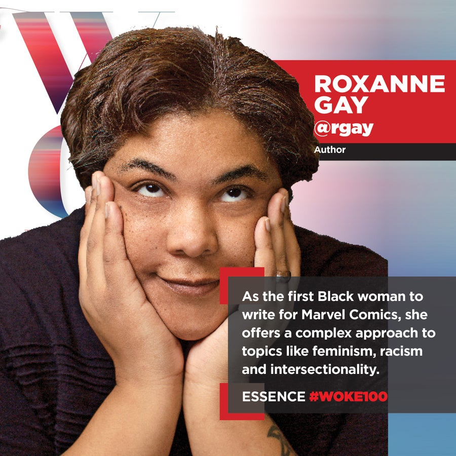 Roxane Gay's 'An Untamed State' to Become a Movie Starring Gugu Mbatha-Raw