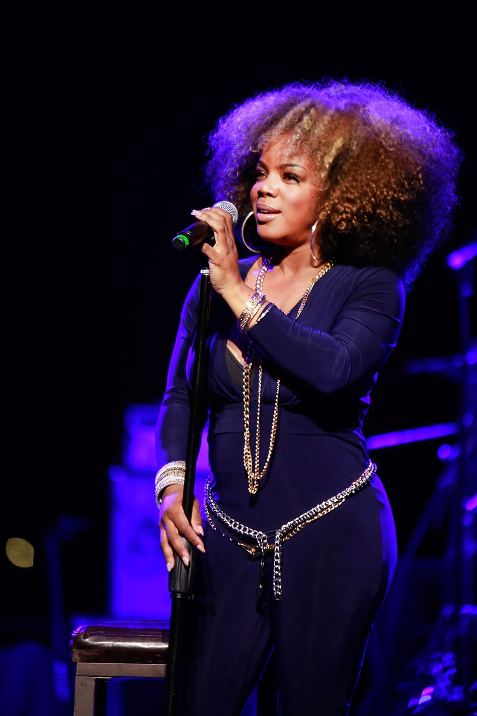 Leela James Talks New Season of R&B Divas, Supporting Her Friend's Battle With Cancer and Ledisi/Grammy's Controversy
