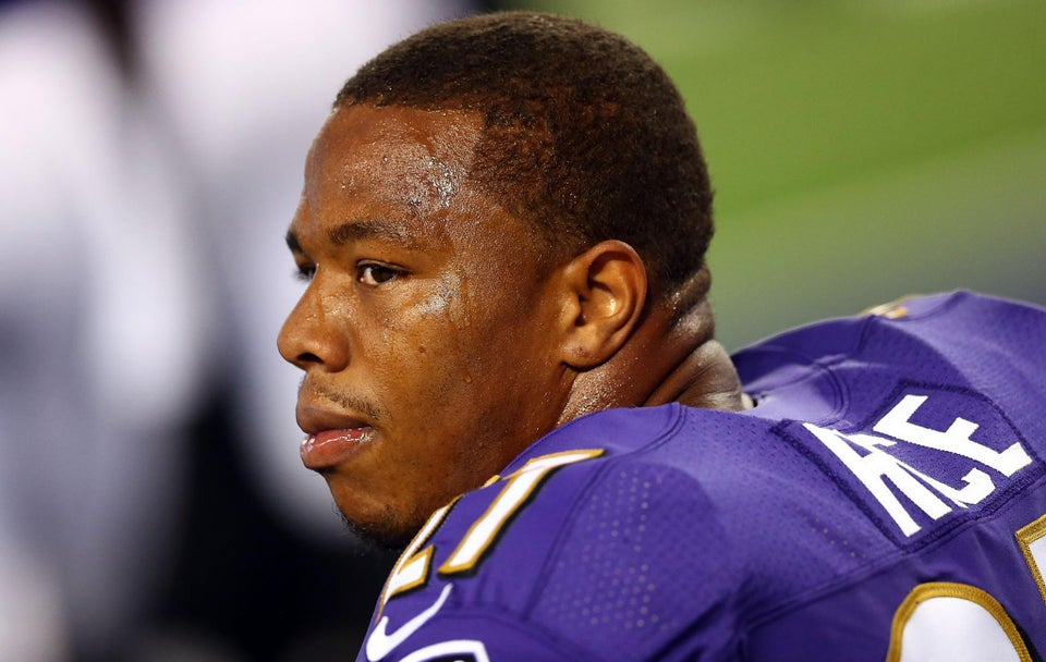 Ray Rice Dreads Explaining Domestic Violence Incident to Young Daughter