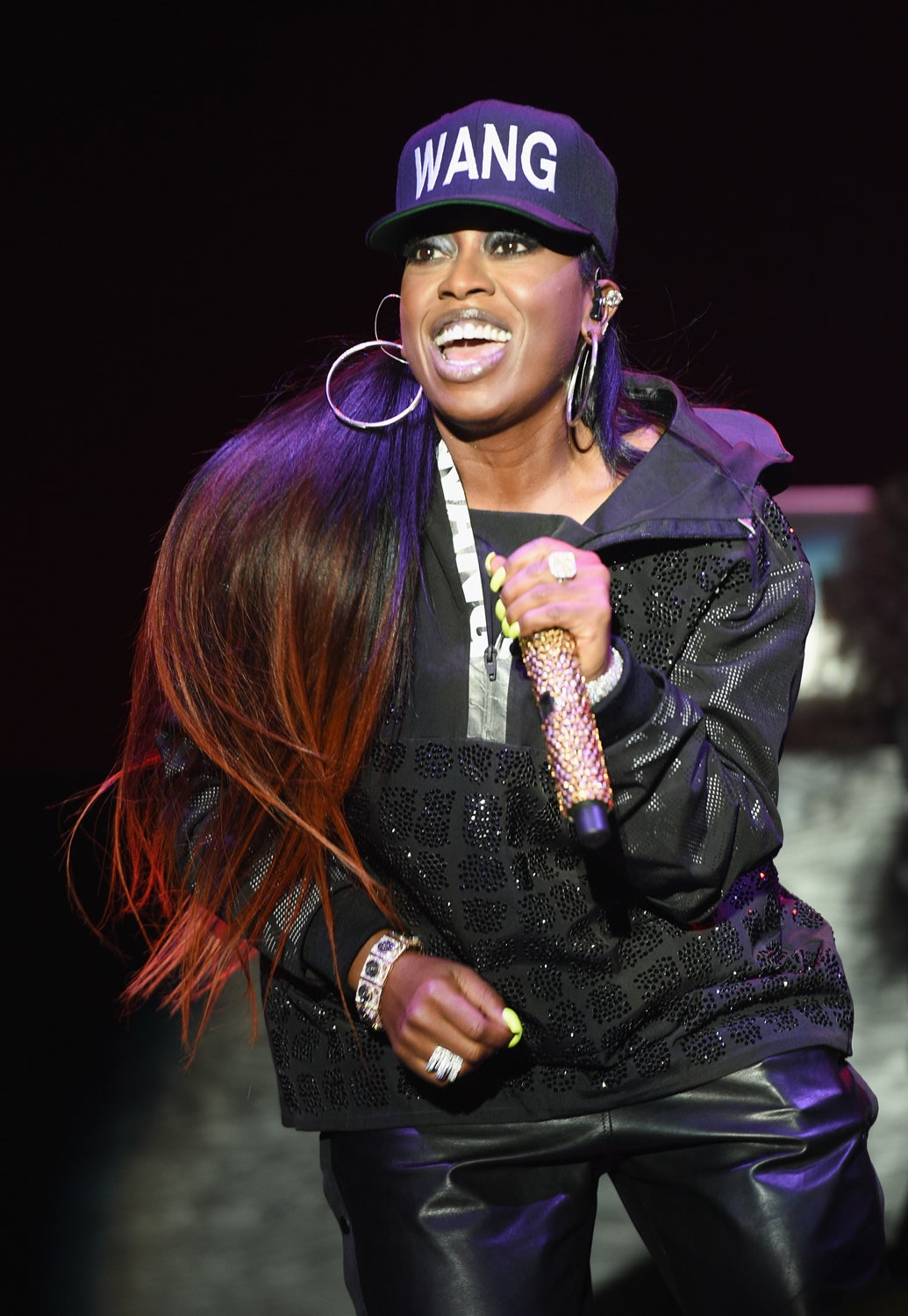 Image result for picture of missy elliot