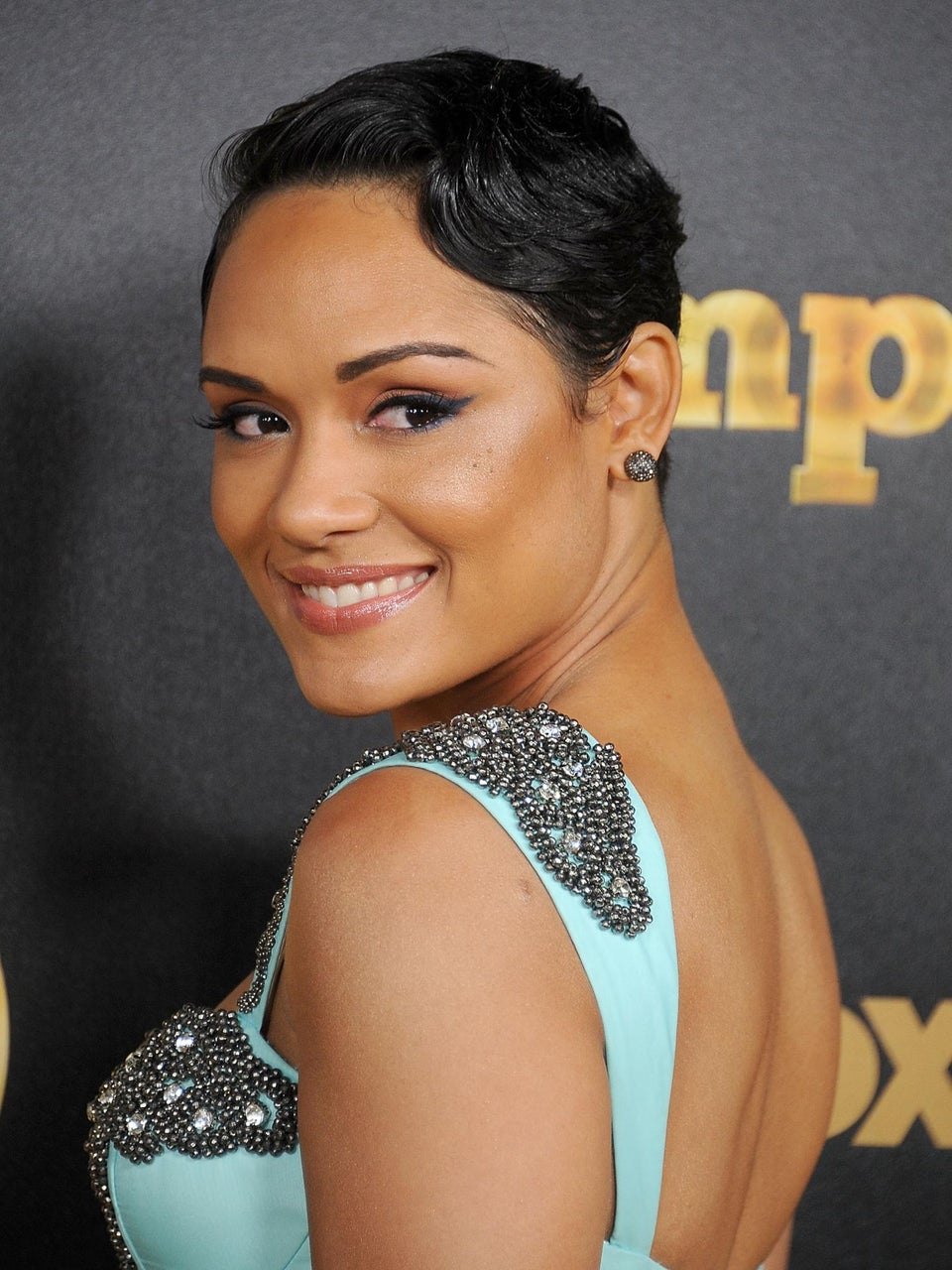 'Empire' Star Grace Gealey on the Importance of 'Staying in Your Lane'