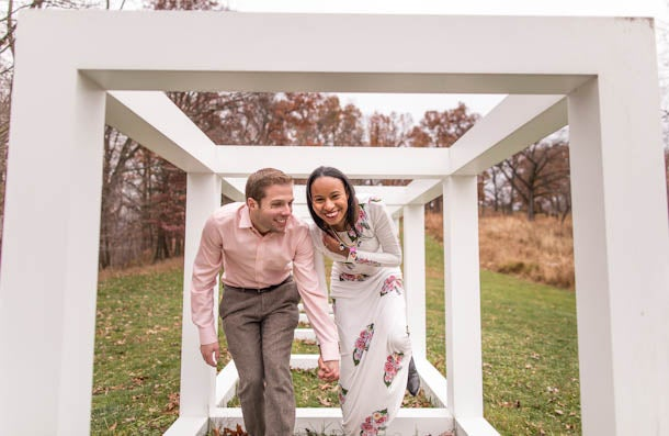 Just Engaged: Tanika and Brian's Love Story