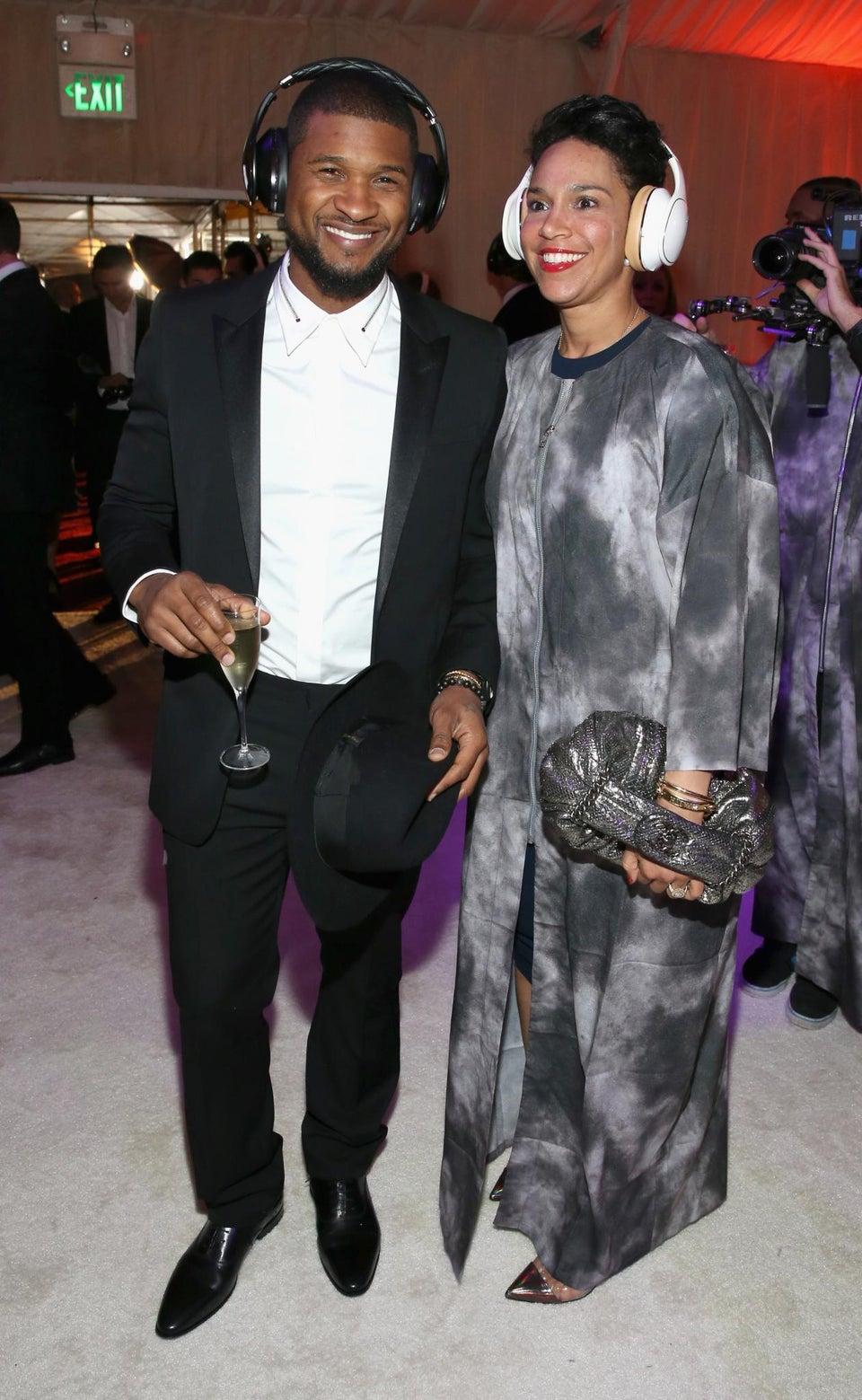 Usher Spills the Details on His Secret Wedding to Grace Miguel
