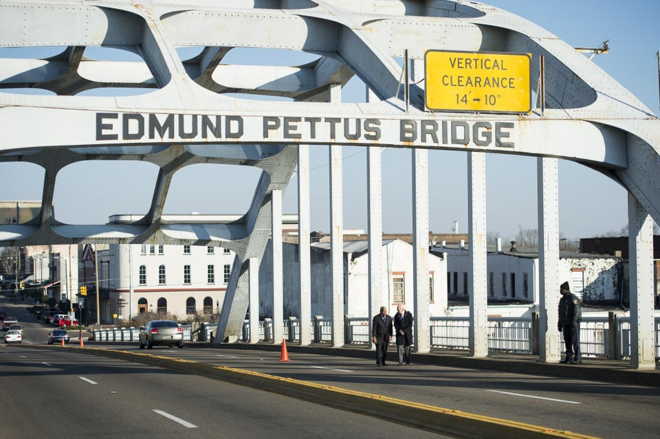 ESSENCE Poll: Should the Name of the Edmund Pettus Bridge in Selma Be Changed?