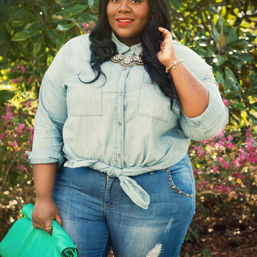 A Curvy Girl's Guide To Denim