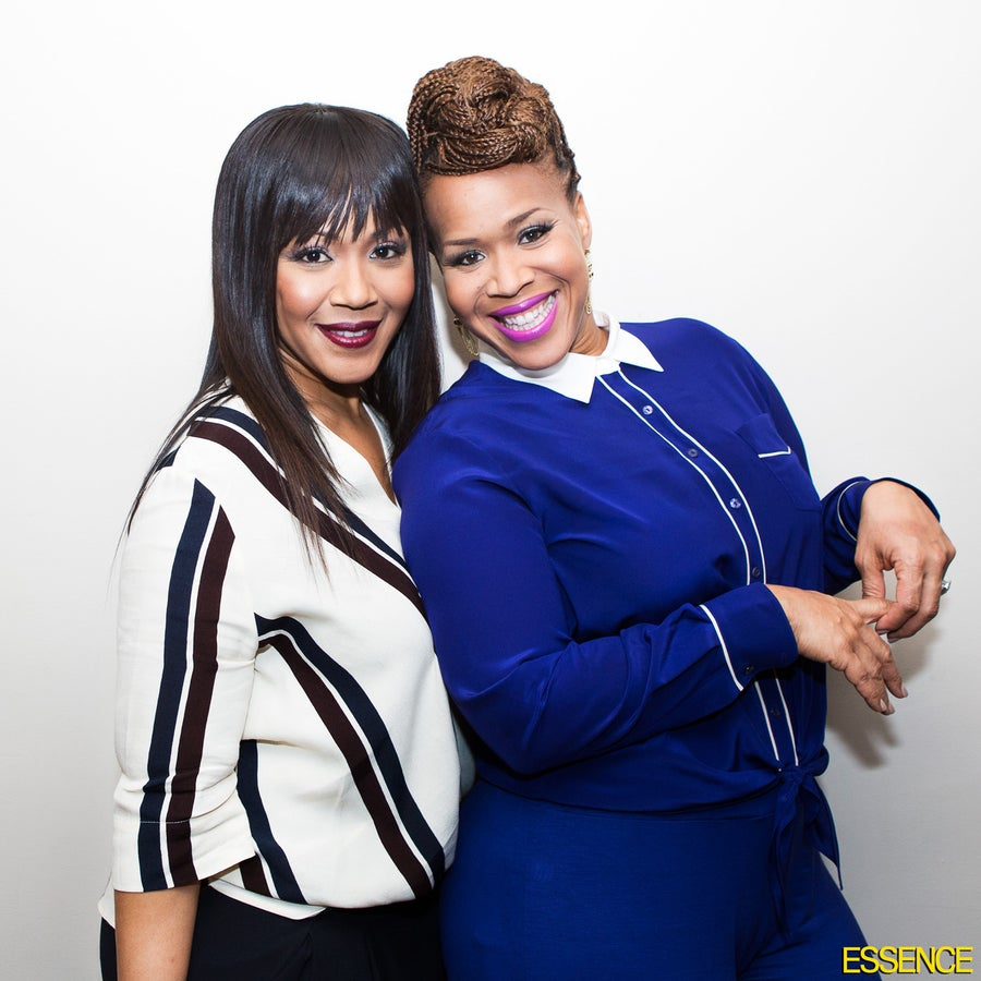 Sneak Peek: Tina Campbell Fights for Her Right To a Solo Album on 'Mary Mary'