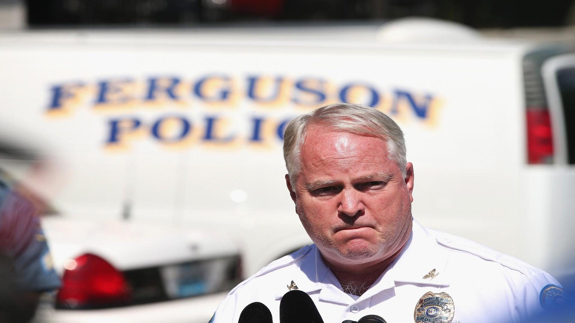 Ferguson City Manager, Police Chief Resign in Wake of DOJ Report