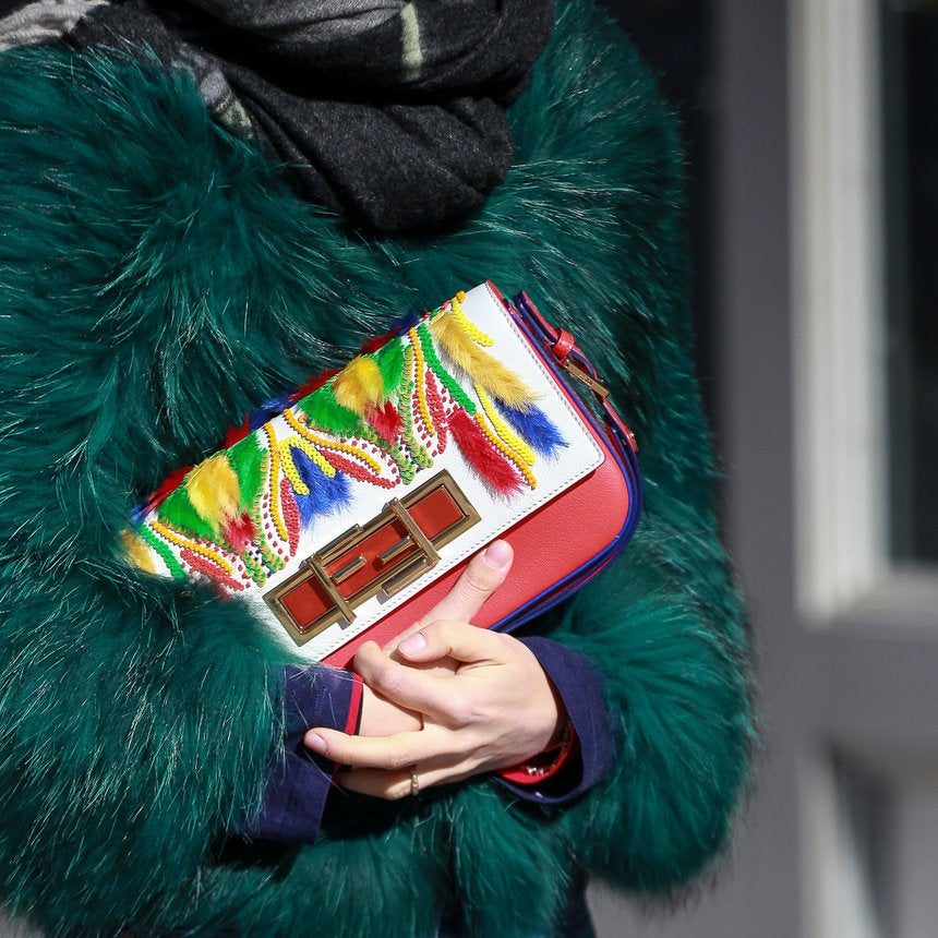 Accessories Street Style: Charismatic Clutches
