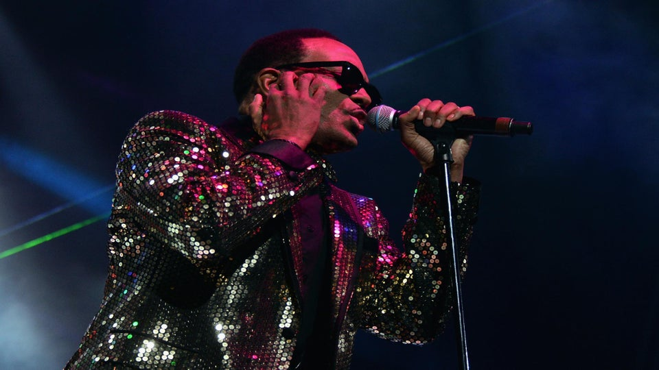 EXCLUSIVE: Charlie Wilson Talks 'Forever Charlie' Tour, His Muse, and Upcoming Collaborations