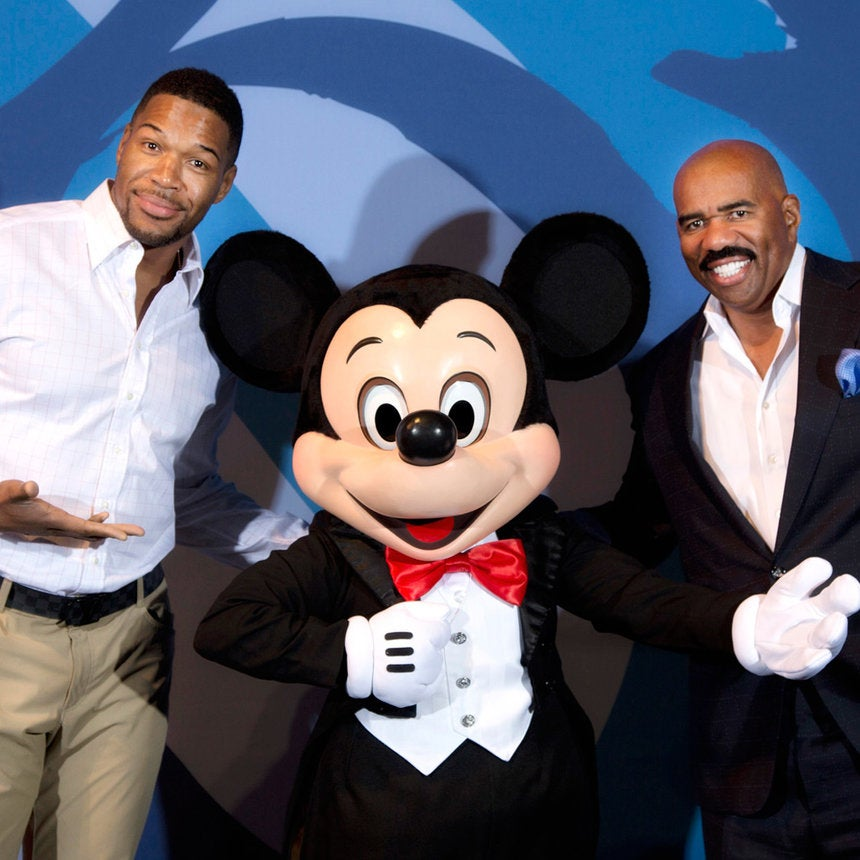 Surprise! Inside this Disney Dreamers Academy Magical Moment For Students On 'Good Morning America'