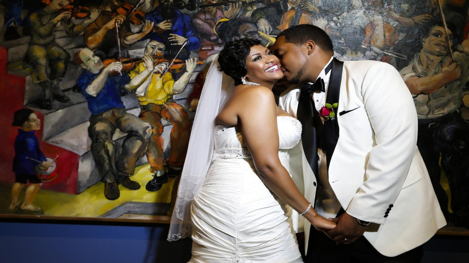 Bridal Bliss: Nicole and Phil's Virginia Wedding