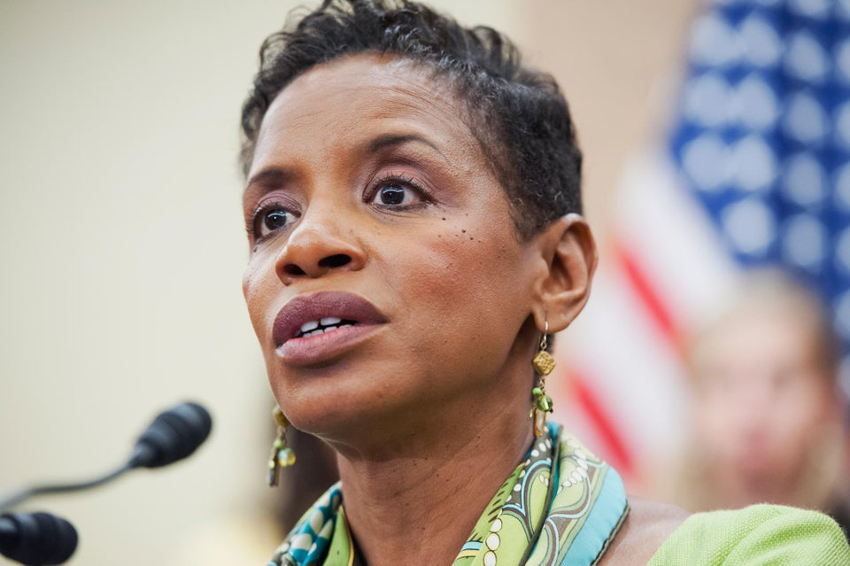 Maryland Congresswoman Donna Edwards Announces Senate Bid