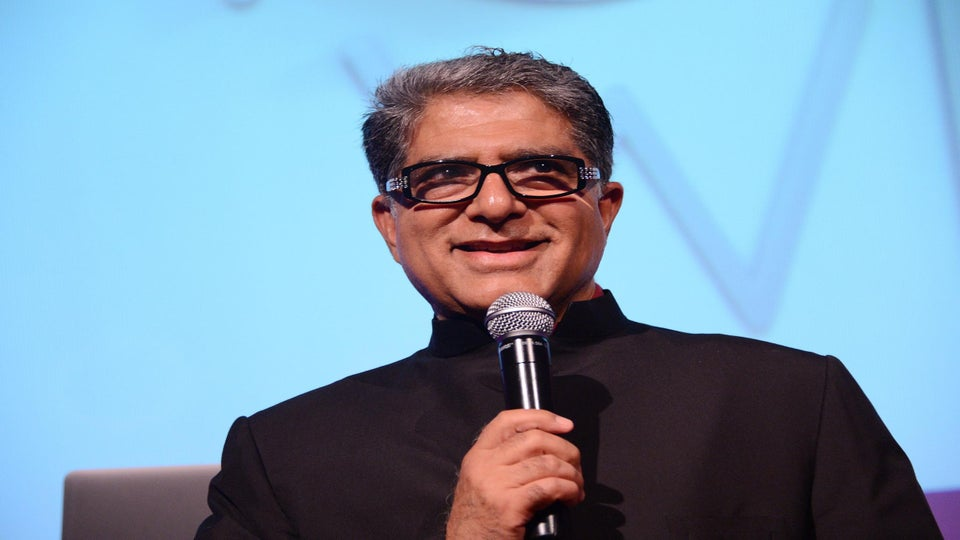 12 Inspiring Deepak Chopra Quotes to Help You Become a Happier Person
