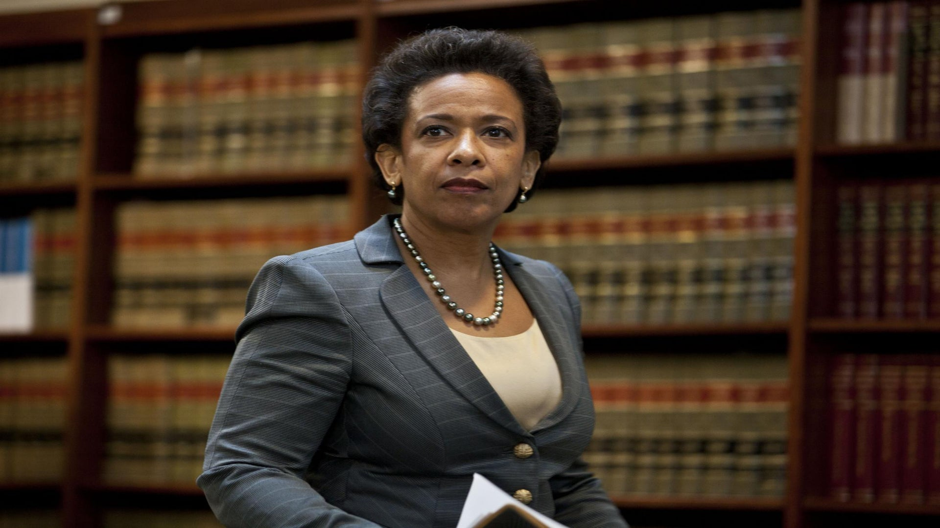 Black Leaders, Clergy March to Push for Loretta Lynch Confirmation