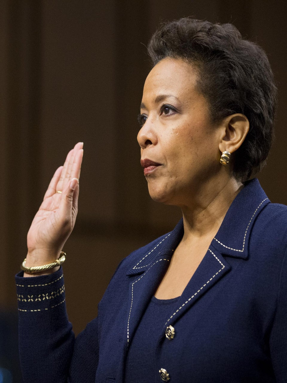 Senator Equates Loretta Lynch's Prolonged Confirmation With Making Her Sit in the 'Back of the Bus'