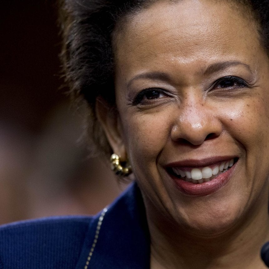 I Stand with Loretta Lynch for U.S. Attorney General, and You Should, Too