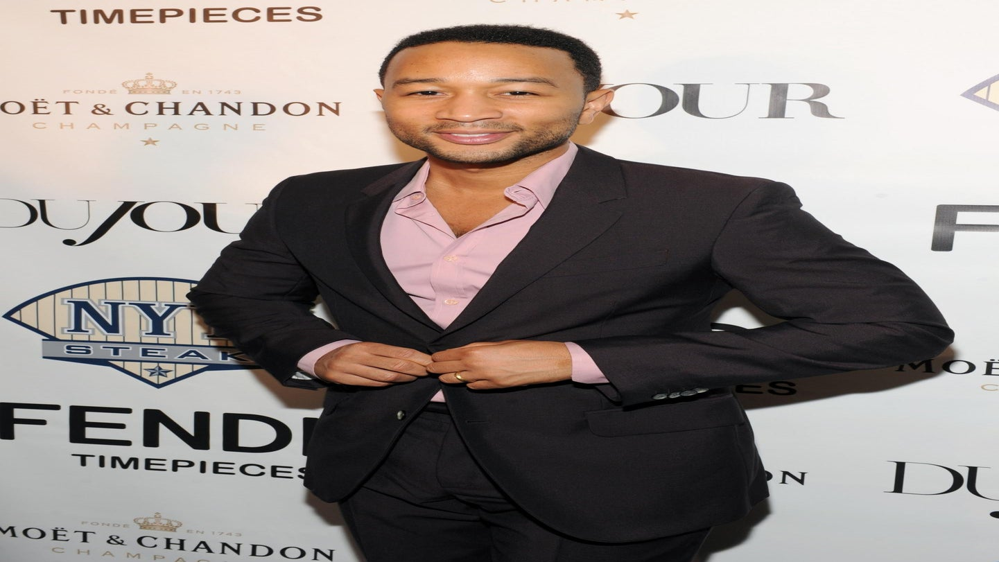 "John Legend Thinks 'Blurred Lines' Verdict May Be A ""Slippery Slope"""